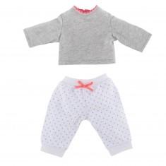 Vêtement pour poupée 36 cm Ma Corolle : Pyjama 2 pièces