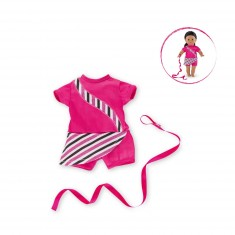 Vêtement pour poupée 36 cm Ma Corolle : Tenue de gym