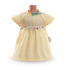 Vêtement pour poupée Corolle 30 cm : Robe zeste d'amour