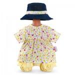 Vêtement pour poupée Corolle 36 cm : Bloomer zeste d'amour