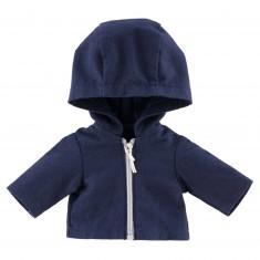 Vêtement pour poupon 36 cm Ma Corolle : Sweat à capuche