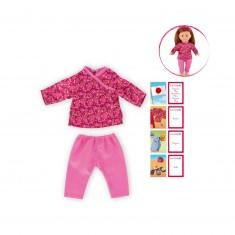 Vêtements pour Ma Corolle : Ensemble pyjama Japon