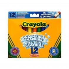 12 feutres à colorier ultra lavables