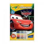 Album de coloriage et feutres Cars
