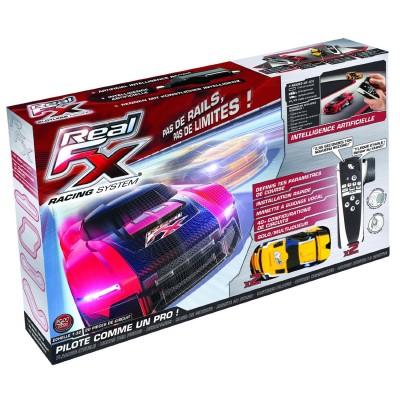Circuit de voitures Real FX - Vivid-51500.3100