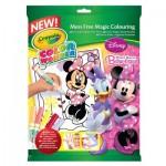 Coloriages Color Wonder Minnie Mouse