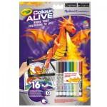 Coloriages Colour Alive : Créatures mythiques