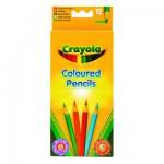 Crayons 12 crayons de couleur