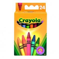 Crayons Boîte de 24 crayons doux à la cire