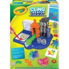 Studio de création en gel : Cling Creator