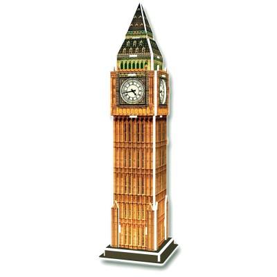 Puzzle 3D 13 pièces : Big Ben - Cubic-71500