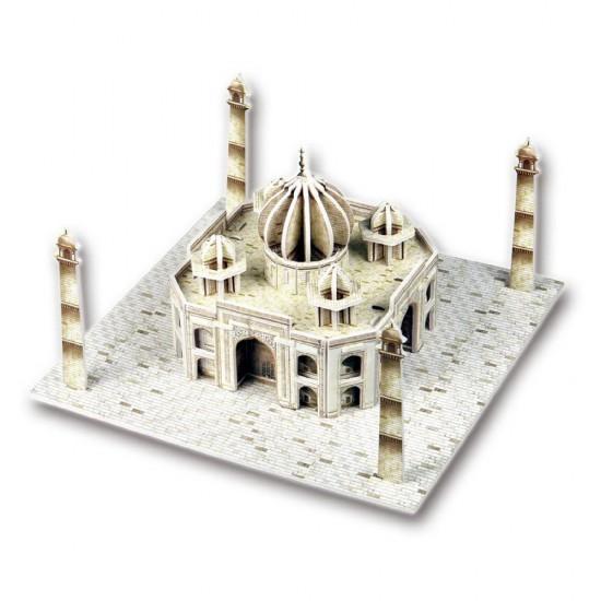 Puzzle 3D 39 pièces : Taj Mahal, Inde - Cubic-77704