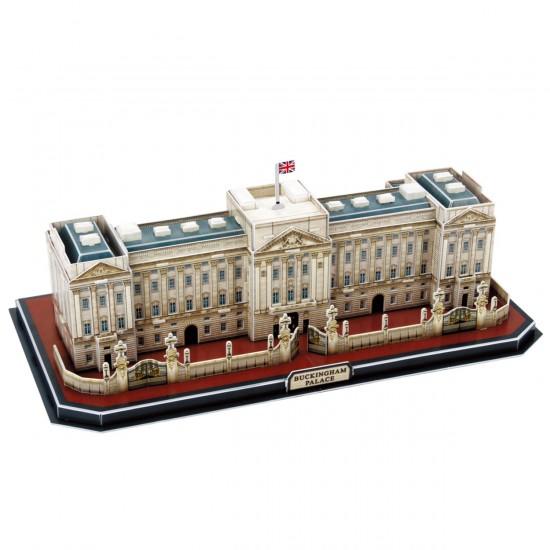 Puzzle 3D 72 pièces : Buckingham Palace - Cubic-79126