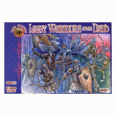 Figurines guerriers légers de l'armée des morts - DarkAlliance-ALL72011