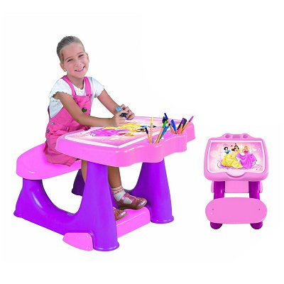 bureau d 39 activit s princesses disney jeux et jouets darp je avenue des jeux. Black Bedroom Furniture Sets. Home Design Ideas