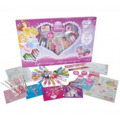 Coffret Coloriages Princesses Disney