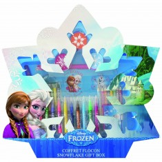 Coffret Créatif Flocon La Reine des Neiges (Frozen)