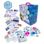 Kit créatif 365 jours pour créer La Reine des Neiges (Frozen)