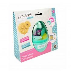 Kit créatif Fundoo Twist : Poussin Pompon