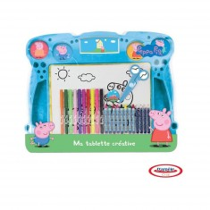 Ma tablette créative Peppa Pig