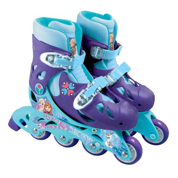 Rollers en ligne pointure 30 33 la reine des neiges frozen jeux et jouets darp je avenue - Jeux reine des neige en ligne ...