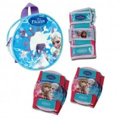 Set de protections La Reine des Neige (Frozen) : Genouillères, coudières, Protège-poignets