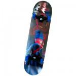 Skate board Spiderman