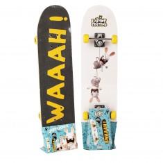 Skateboard Lapins cretins
