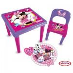 Table d'activités + Set créatif Minnie