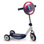 Trottinette 3 roues Avengers