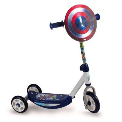 Trottinette 3 roues Avengers - Darpeje-OAVE110