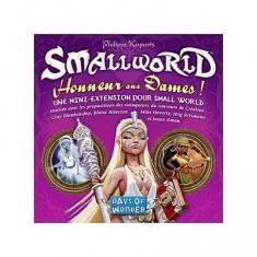 Small World : Extension : Honneur aux dames