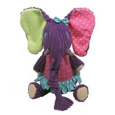 Peluche Déglingos : Sandykilos l'éléphant