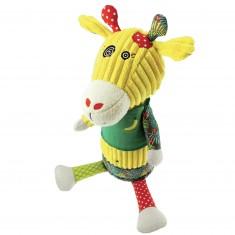 Peluche Déglingos Les originals : Operchos la Girafe