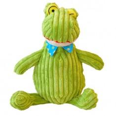 Peluche Mon premier Déglingos : Croakos la grenouille