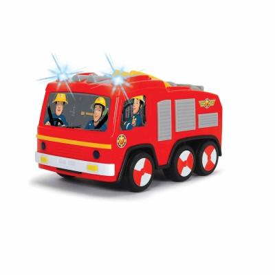 Camion de pompier jupiter sam le pompier jeux et jouets - Sam le pompier noel ...