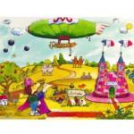 Puzzle 150 pièces : Prince de Motordu
