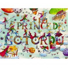 Puzzle 300 pièces : Prince de Motordu