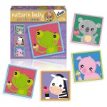 Puzzles 2, 3 et 4 pièces : Naturin Baby Animaux