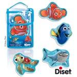 Puzzles pour le bain 2, 3 et 4 pièces : Nemo