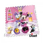 Tapis en mousse Minnie