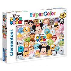 Puzzle 60 pièces : Disney Tsum Tsum