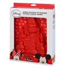 Moule à gâteau en silicone : Château de Mickey