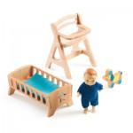 Accessoires pour Maison de Poupées : Bébé Lolly