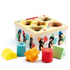 Boîte à formes Géo pingy