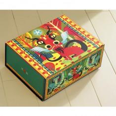 Boîte de rangement fantastique pour chambre Marin ou Elliot