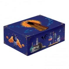 Boîte de rangement magique pour chambre Arthur