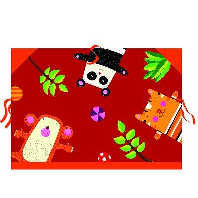 carton dessin les z 39 amis d 39 amazonie jeux et jouets djeco avenue des jeux. Black Bedroom Furniture Sets. Home Design Ideas