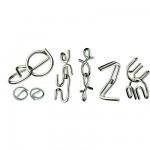 Casse-tête en métal : Crazix