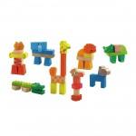 Cubes Créanimaux 52 pièces